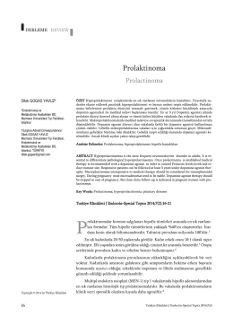 Prolaktinoma - ResearchGate