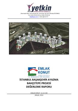 Bahçetepe İstanbul