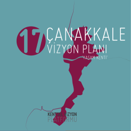 vizyon planı