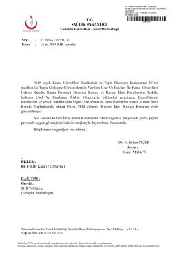 Ekim 2014 KİK kararları_1