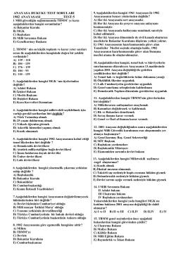 Fırtına Sorular8 (indir) - Gaziantep KPSS Genc Akademi KPSS Kursları