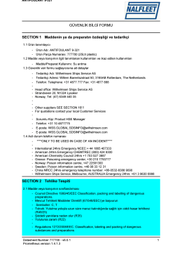 antıfoulant 9-321