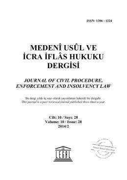 MIHDER 28 broşür - legal yayıncılık
