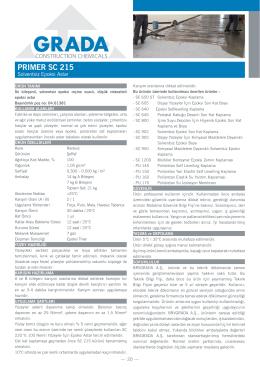 PRIMER SC 215
