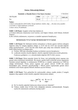 vize-ı soruları