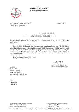 Java Printing - Diyarbakır İl Milli Eğitim Müdürlüğü