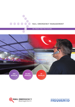 raıl emergency management