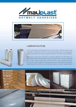 Maliplast - Broşür (pdf)