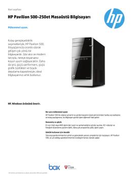 PSG Consumer 1C14 Desktop Datasheet