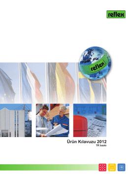 Ürün Kılavuzu 2012