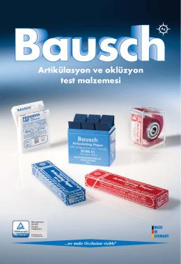 Bausch Arti-Fol® metalik