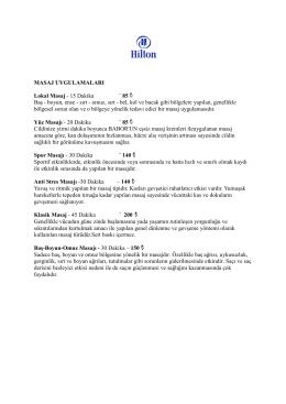 Copy of yeni menü yazilarix