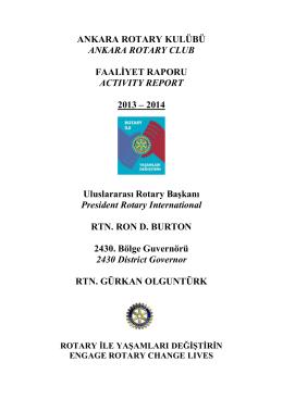 İndir (PDF, 1.04MB) - Ankara Rotary Kulübü