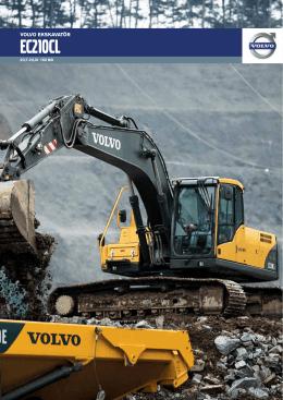 EC210CL - iş makinaları yedek parça