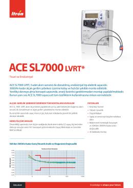 ACE SL7000 LVRT*