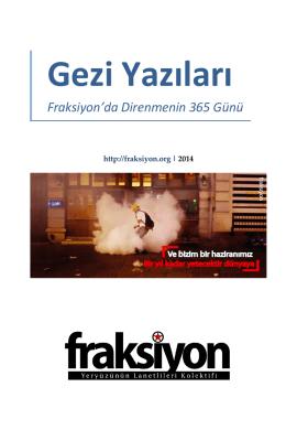 Fraksiyon-Gezi_Kitabi