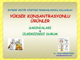 Dr. Ahmet KİREMİTÇİĞİL