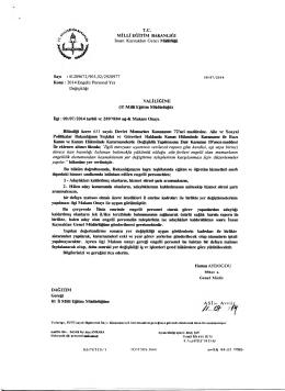 Eki - Aziziye - Milli Eğitim Bakanlığı