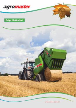 Agromaster - Balya Makineleri (Baler Machines) (Tr).cdr