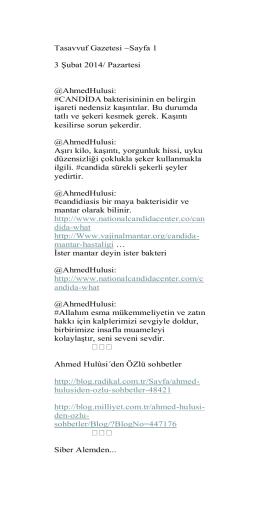 03 - Sufizm ve İnsan