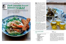 La Cucina Italiana (pdf) indir