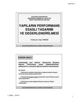 YPETD_Hafta 1