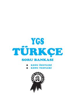 ygs turkce sb - Zafer Yayınları