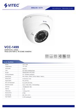 VCC-1499 - Bilgi Elektronik