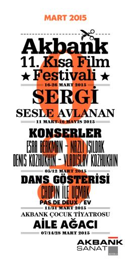 11. Kısa Film Festivali