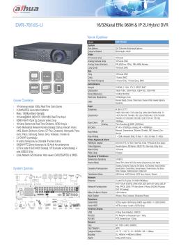 DVR-7816S-U