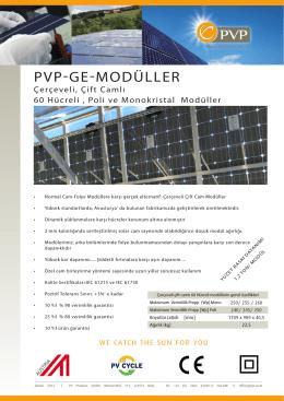 PVP-GE-MODÜLLER
