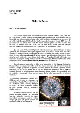 Kurum Dosya Planı - Balıkesir Üniversitesi