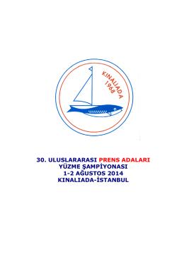 program için tıklayın - Türkiye Yüzme Federasyonu