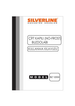 BZ 12004.cdr - SILVERLINE Servis Hizmetleri
