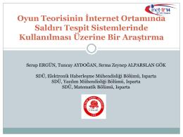 PowerPoint Sunusu - Inet-tr