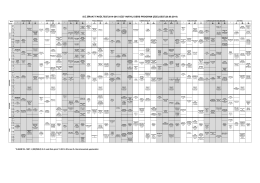 2014-2015 Yılı Güz Dönemi Ders Programı...(30.09.2014 Güncellendi)