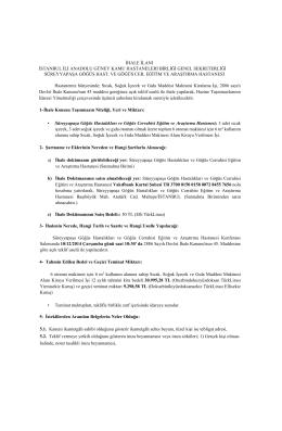 İlgili ihale detayını PDF formatı için buraya tıklayın