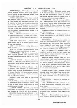 Meclisi Ayan t: 51 28 Mart 1333 (1917) C : 1 ARİSTİDİ PAŞA