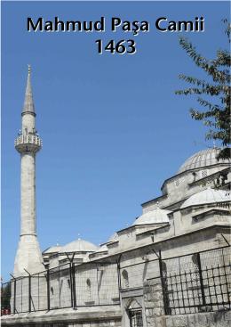 Mahmud Paşa Camii - Hasan Veysel Güleryüz