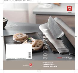 каталог посуды Zwilling - Cook