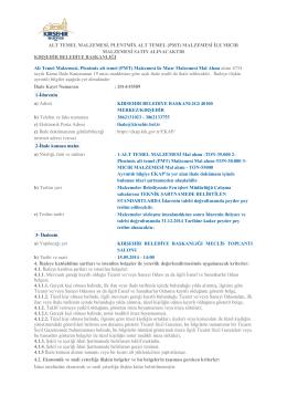 ALT TEMEL MALZEMESİ, PLENTMİX ALT TEMEL (PMT