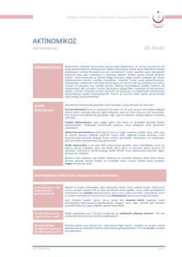 Aktinomikoz