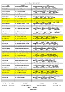 2014 eylül ayı yemek listesi