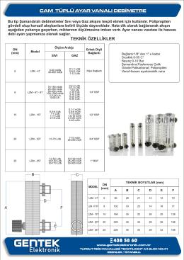 Görüntüle - Gentek Elektronik
