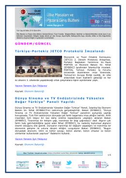 GÜNDEM/GÜNCEL - Aksaray Ticaret ve Sanayi Odası