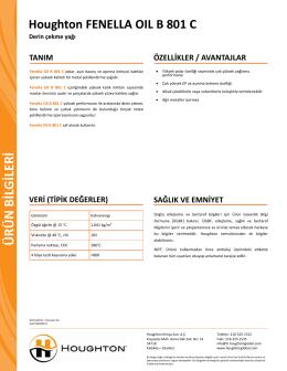 Fenella Oil B 801 C_TDS_TR