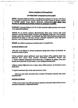 "5. Yes:Ilan derlaratierle ROI clank sayfa ranutemein ""Maur. I. Elden"