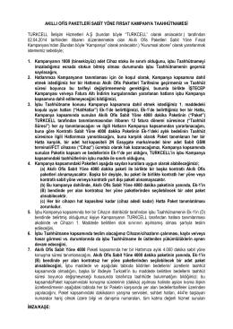 AKILLI OFİS PAKETLERİ SABİT YÖNE FIRSAT
