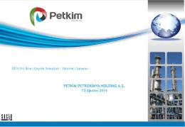 Dosyayı İndir (3.4 Mb) - Petkim PetroKimya Holding A.Ş.