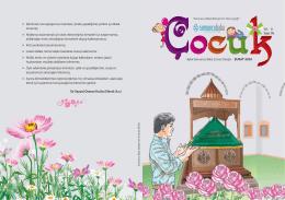 Aylık Somuncu Baba Çocuk Dergisi